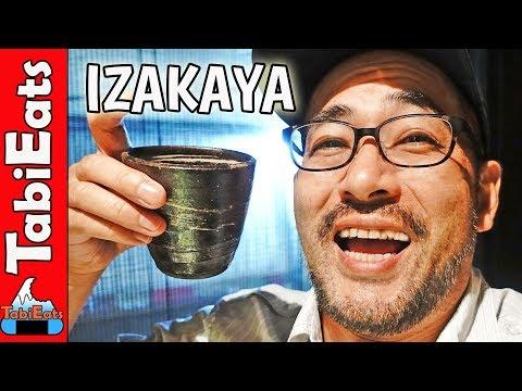 MustTry Food: Japanese Pub Dining IZAKAYA