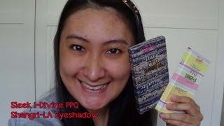 Review : Sleek iDivine PPQ Shangri La (Respect & Supreme) Eye Shadow