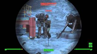 Fallout 4: Stealing Power Armor! Much Easier.