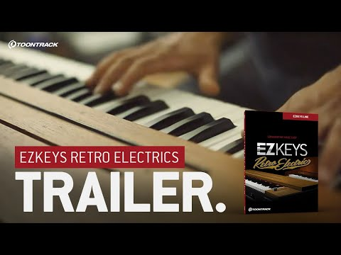 EZkeys Retro Electrics - Trailer