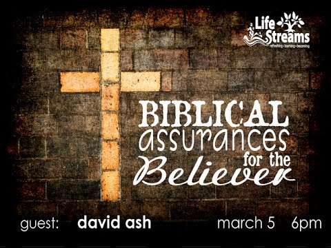 Biblical assurances for the Believer