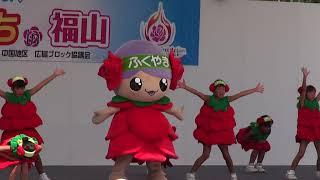 2017年9月2日 ローラちゃん応援隊 たからいち 福山城.