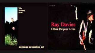 things are gonna change (single version). Ray Davies