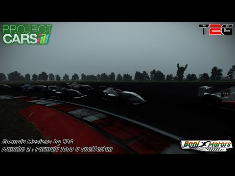 Project CARS | Formula Masters by T2G - M2 : Formula 1000 @ Snetterton