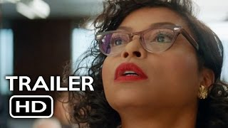 Hidden Figures Official Trailer #1 (2017) Taraji P. Henson, Janelle Monáe Drama Movie HD