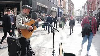 Raglan Road (The Dubliners) David Brennan Cover