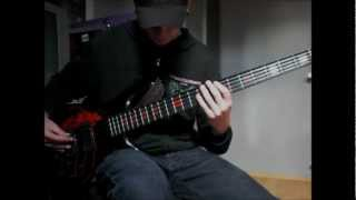 Kataklysm Serenity In Fire Bass Cover