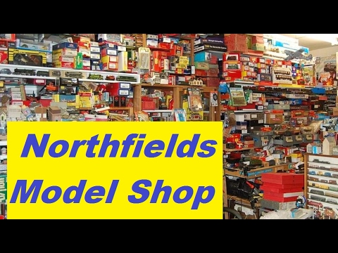 Northfields Model Shop - CAMT 027