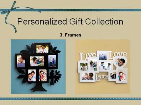 Cool Personalized Gifts Online in India
