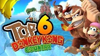 Top 6 Juegos de Donkey Kong │Jarem64