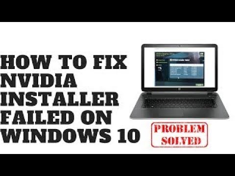 How To Download NVIDIA Drivers Without Any Errors | How To Fix Black Screen When Playing Games 2020