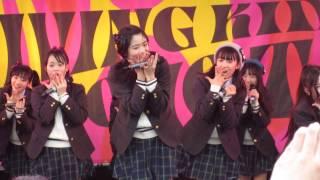 AKB48 Team8 チーム8 2015,2,22 1部 トヨタ ドライビング キッズ フェス...