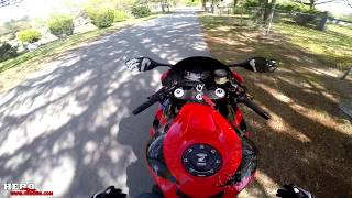 What's It Like To Ride a CBR600RR