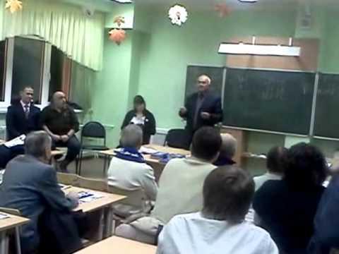 Пермь. Народные дебаты. СР, ЕР, КПРФ.