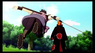 Sasuke plans to find Naruto - Naruto Shippuden Ultimate Ninja Storm 3 Game