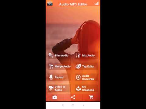 Best Music Editor App Audio Editor Mp3 Cutter Joiner Mixer Vedio To Audio Convertor