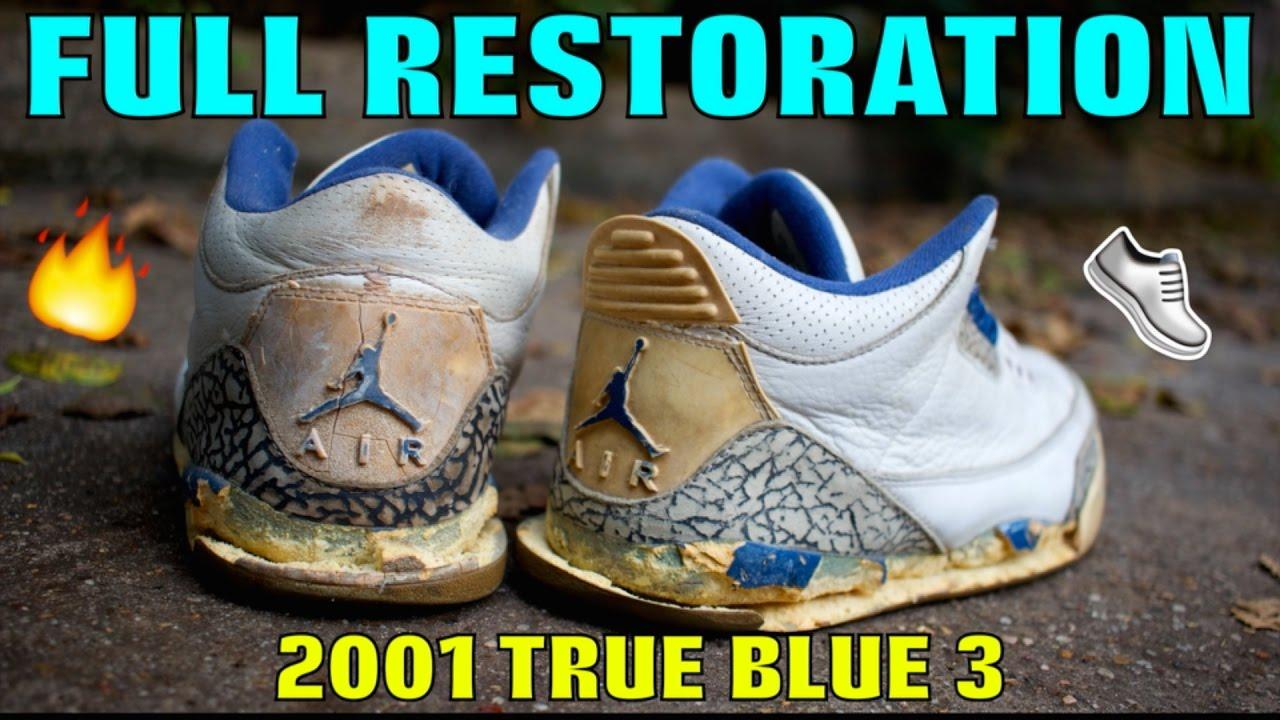 842c81453b9cfa 2001 TRUE BLUE 3 FULL RESTORATION   CUSTOM!!! - YouTube