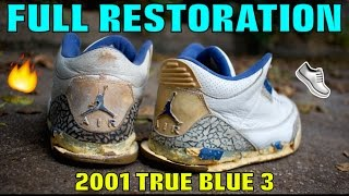 2001 TRUE BLUE 3 FULL RESTORATION & CUSTOM!!!