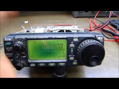 ALPHA TELECOM: ICOM IC-706MKIIG MEGA REVISÃO e ALINHAMENTO