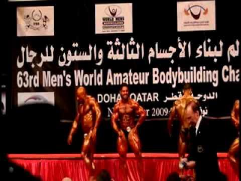 MORRIS THE 2009 WORLD CHAMPIONS - DOHA - QATAR 80 KG