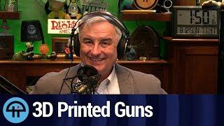 Are 3D Printed Guns a Threat?