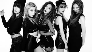 4MINUTE - Rap Ranking 2015