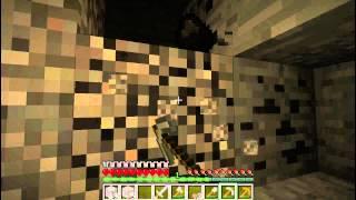 MineCraft - Выжить вдвоем - Часть 2 - Могила Коровы [FM]