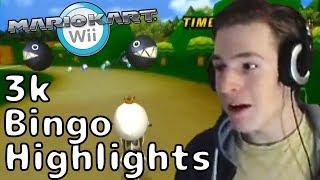 3k Subscribers Gameshow Highlights! - Mario Kart Wii Custom Track Worldwides