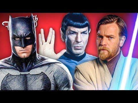 STAR WARS: OBI-WAN KENOBI-Film | BATMAN-Darsteller wird ersetzt | STAR TREK-Film von TARANTINO