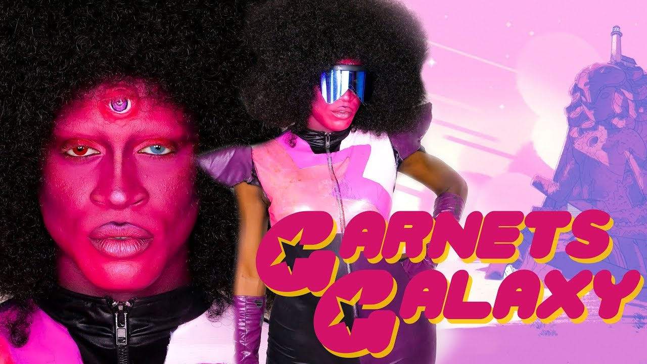 ☆GARNET COSPLAY TUTORIAL☆ (From Steven Universe)