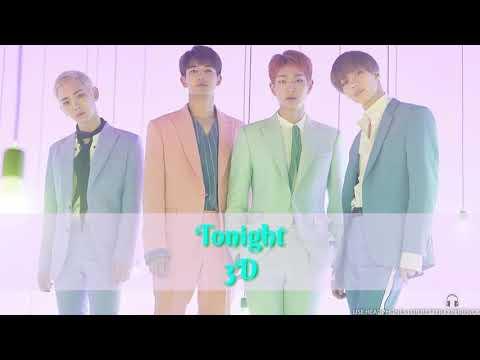 SHINee (샤이니) - Tonight [3D AUDIO USE HEADPHONES] | Godkimtaeyeon