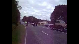 R.I.P Paul Ireland. Last ride to Avenue Cemetary. Levin NZ