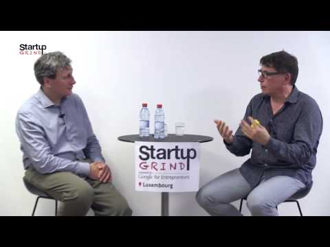 Startup Grind Luxembourg hosts Hubert SCHUMACHER [Serial Entrepreneur]