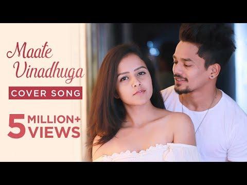Maate Vinadhuga Cover Song | Mehaboob Dil Se | Vaishnavi Chaitanya | Vinay Shanmukh | 4K