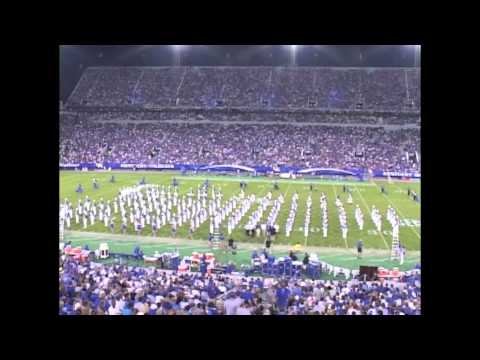 Halftime 2008-09-13 (UK vs. Middle Tennessee State)