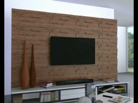 Vdeo colocacin revestimientos de madera DUNE CERAMICA