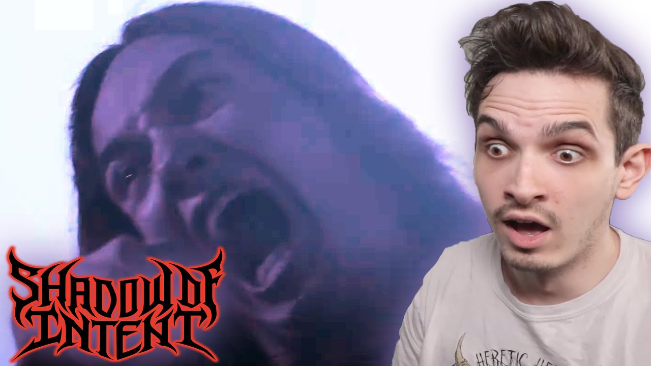 Metal Musician Reacts to SHADOW OF INTENT | Intensified Genocide |