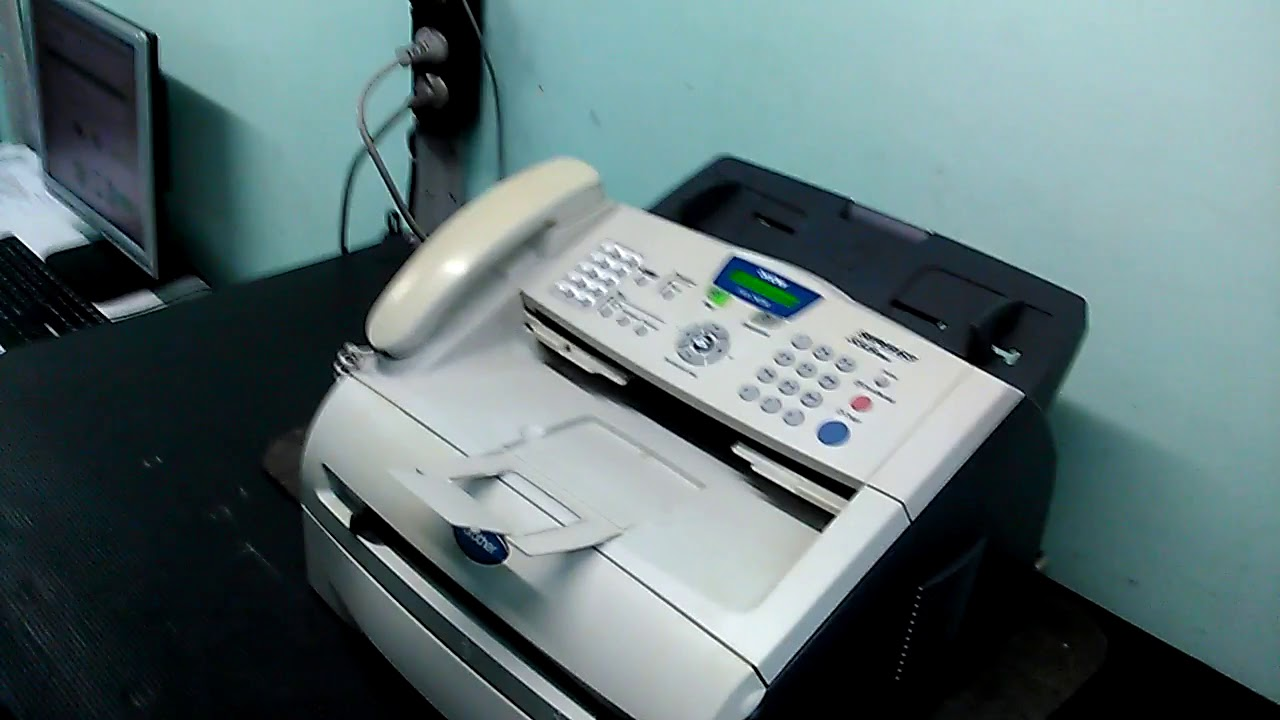 BROTHER FAX-2920R PRINTER DRIVERS FOR PC