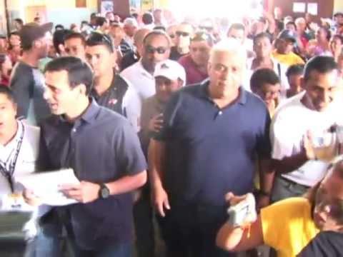 Biografía política de Henrique Capriles Radonski