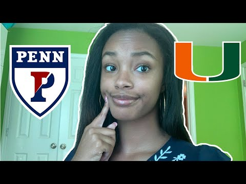 UPENN vs. UMIAMI Full Scholarship: Did I Make the Right Decision?