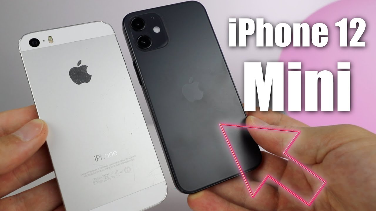 iPhone 12 Mini a kézben!