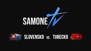 ESEC 2013: Slovakia vs. Turkey | 4.10.2013