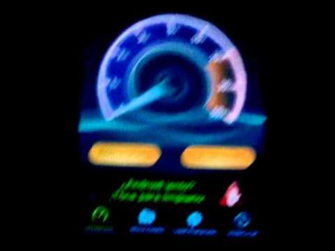 Prueba de velocidad movilnet 3g+ en San Fernando