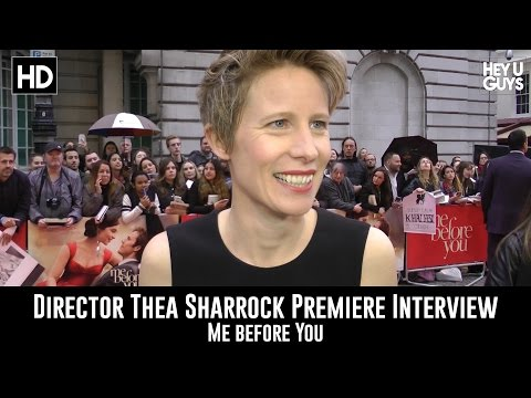 Director Thea Sharrock Interview - Me Before You Premiere
