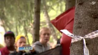 Sam Hill Run & Crash UCI World Champs 2014 Hafjell