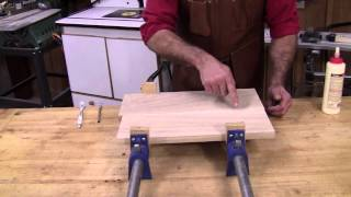 Gluing Tips for Successful Finishing