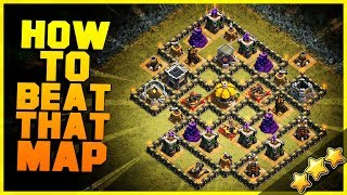 "How to 3 Star ""NO FLIGHT ZONE"" with TH8, TH9, TH10, TH11, TH12 