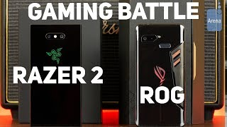 Comparison Time! Razer Phone 2 vs Asus ROG Phone