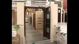 видео Входные двери для коттеджа: металлические, стальные, стеклянные, элитные и бюджетные