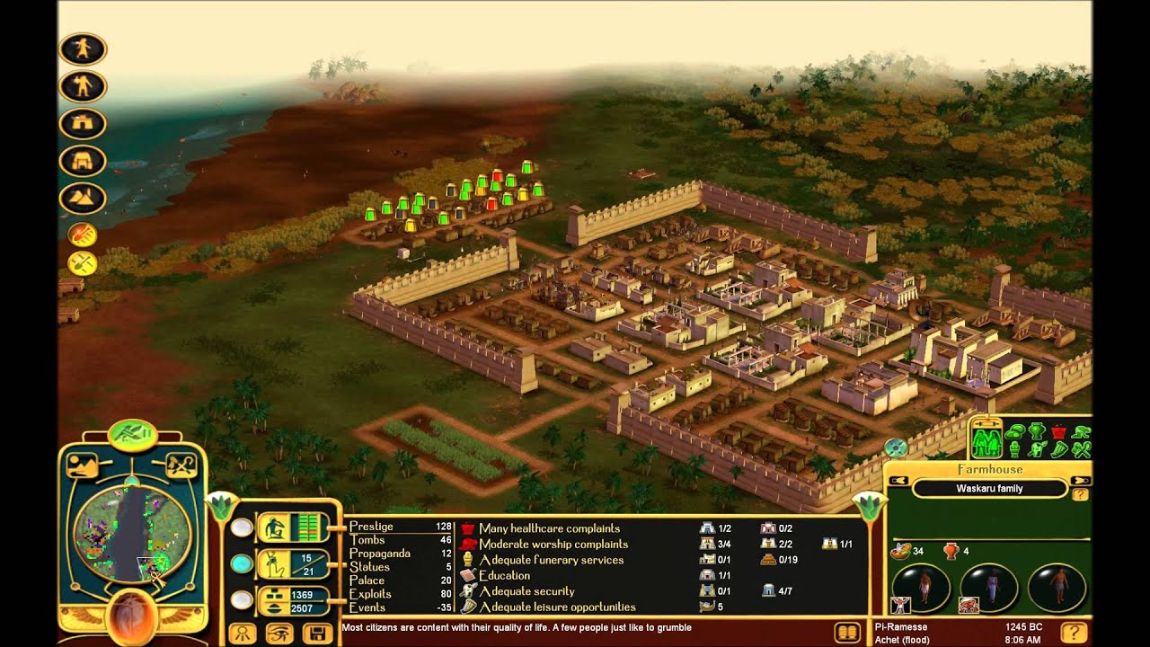 Immortal Cities: Children of the Nile ep. 21 - YouTube